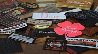 Serigrafi Etiket, Frekans Baskı, Serigrafi Baskı, Renkli Etiket, Jakron Etiket